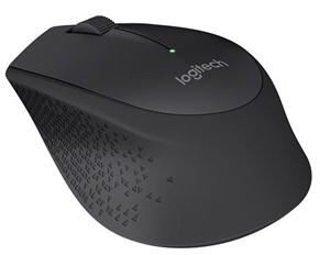Logitech M280 Wireless Mouse Black Full Size