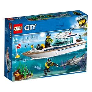 LEGO City - Diving Yacht