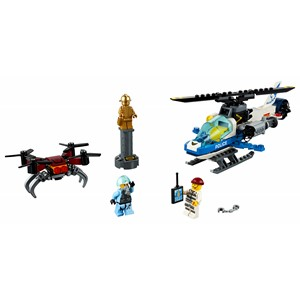 LEGO City - Sky Police Drone Chase