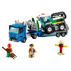 LEGO City - Harvester Transport