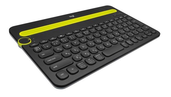 Logitech K480 Bluetooth Multi-Device Keyboard Black - pr_1702628