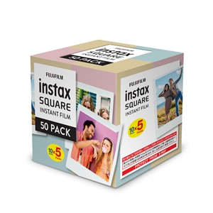 Fujifilm Instax Square Film 50 Pack