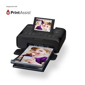 Canon Selphy CP1300 4x6 Photo Printer with Wi-Fi Black