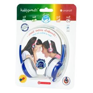 Buddyphones Discover Kids Headphones - Blue