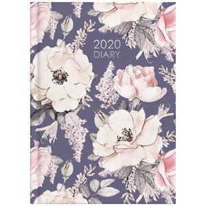 Collins 2020 Diary A51 Delicate Lilac