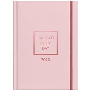 Collins 2020 Diary A53 Modern Blush Pink