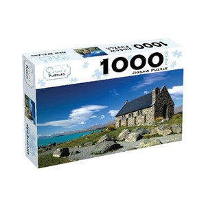 Jigsaw Puzzle 1000 Piece- Chuch of Good Shepherd
