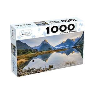 Jigsaw Puzzle 1000 Piece- Milford Sound