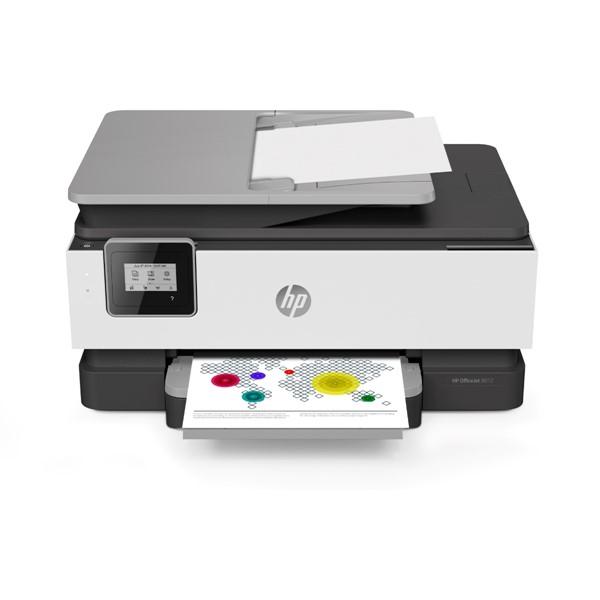 HP Officejet Pro 8012 Inkjet AiO MFC Printer - pr_1706254