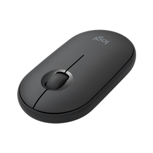 Logitech Pebble Wireless Mouse Graphite