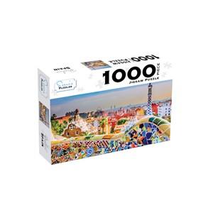 Jigsaw Puzzle 1000 Piece- Barcelona Spain