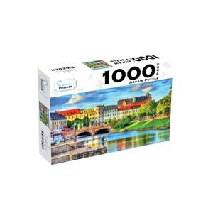 Jigsaw Puzzle 1000 Piece- Gothenburg Sweden