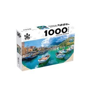 Jigsaw Puzzle 1000 Piece- Del Golfo Sicily