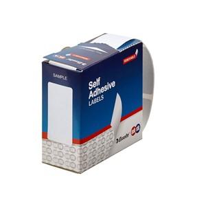 Quik Stik Labels 24mm X 49mm 325 Pack