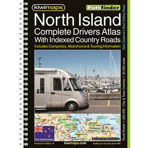 Pathfinder Bk A4 North Island Drivers At