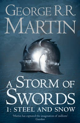 A Storm of Swords: Part 1 Steel and Snow - pr_419178