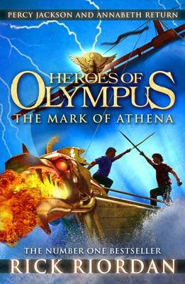 The Mark of Athena (Heroes of Olympus Book 3) - pr_320061