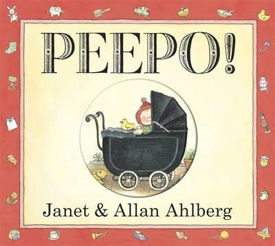 Peepo! (Board Book) - pr_173788