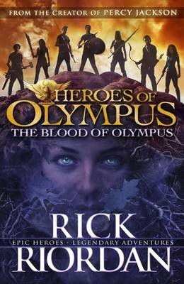 The Blood of Olympus (Heroes of Olympus Book 5) - pr_119987