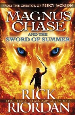 Magnus Chase and the Sword of Summer (Book 1) - pr_392388
