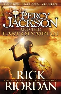 Percy Jackson and the Last Olympian (Book 5) - pr_318458