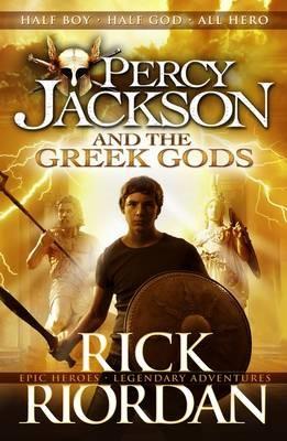 Percy Jackson and the Greek Gods - pr_124817