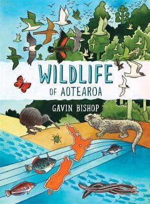 Wildlife of Aotearoa - pr_427163