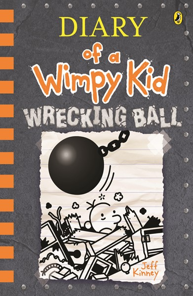Wrecking Ball: Diary of a Wimpy Kid (14) - pr_427184