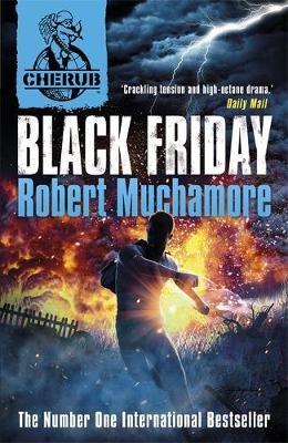 CHERUB: Black Friday - pr_169064
