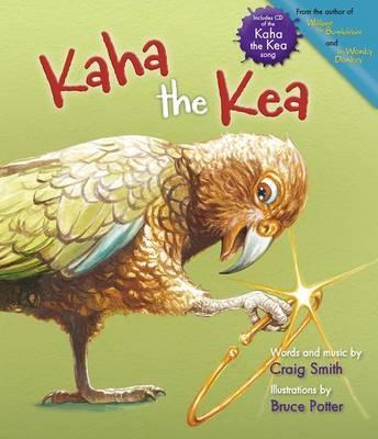 Kaha the Kea - pr_419344