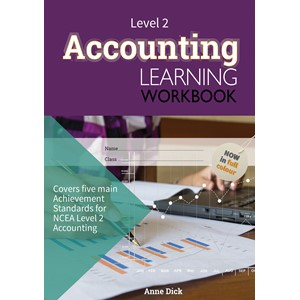 Level 2 Accounting Learning Workbook