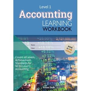 LWB NCEA Level 1 Accounting Learning Workbook