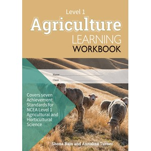 LWB NCEA Level 1 Agriculture Learning Workbook