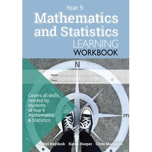 LWB Year 9 Mathematics and Statistics Learning Workbook