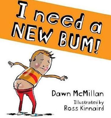 I Need a New Bum! - pr_428573