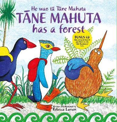 Tane Mahuta Has a Forest - pr_428566