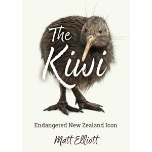 The Kiwi: Endangered New Zealand Icon