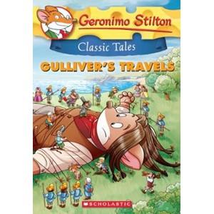 Geronimo Stilton Classic Tales: Gulliver's Travels