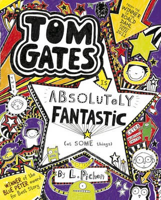 Tom Gates is Absolutely Fantastic (at some things) - pr_421841