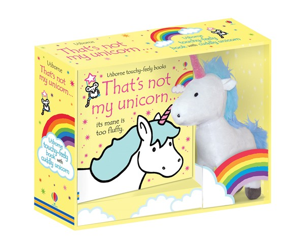 That's Not My Unicorn Book and Toy - pr_428769