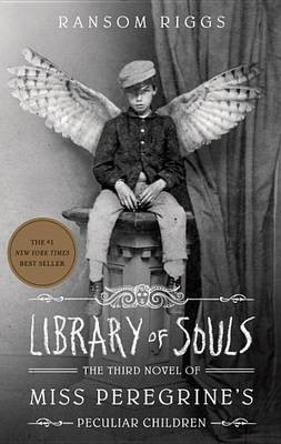 Library Of Souls - pr_428851