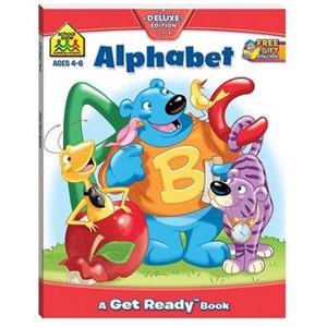 School Zone Alphabet Get Ready Book