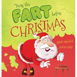Twas the Fart Before Christmas