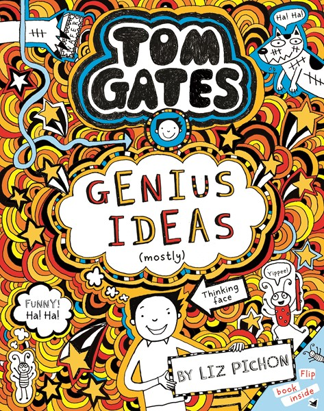 Tom Gates #4: Genius Ideas (mostly) - pr_428898