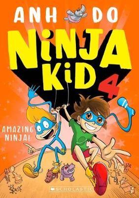 Ninja Kid #4: Amazing Ninja! - pr_1699819