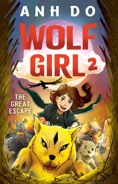 The Great Escape: Wolf Girl 2 - pr_427249