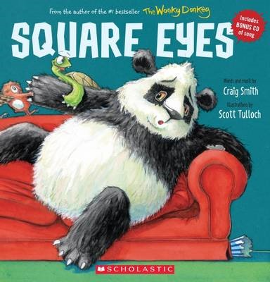 Square Eyes (with CD) - pr_428976
