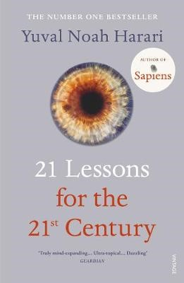 21 Lessons for the 21st Century - pr_385368