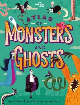 Atlas of Monsters and Ghosts - pr_119990