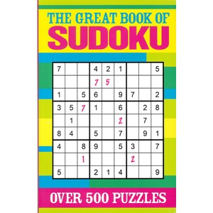 GREAT BOOK OF SUDOKU